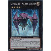 CT09-FR014 Numéro 16 : Maître du Choc Super Rare