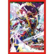 """Protèges cartes Cardfight Vanguard Vol.72 Dragonic Kaiser Vermillion """"THE BLOOD"""""""