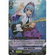 EB02/006EN Girls' Rock, Rio Double Rare (RR)