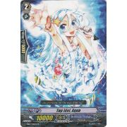 EB02/010EN Top Idol, Aqua Rare (R)
