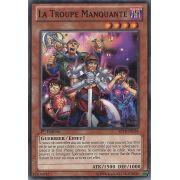 ABYR-FR038 La Troupe Manquante Short Print