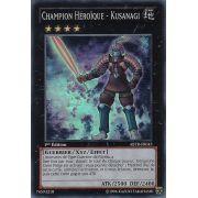 ABYR-FR043 Champion Héroïque - Kusanagi Super Rare