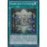 ABYR-FR087 Librairie Livre de Magie de l'Héliosphère Secret Rare