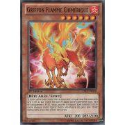 CBLZ-FR029 Griffon Flamme Chimérique Commune