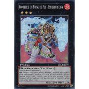 CBLZ-FR099 Confrérie du Poing de Feu - Empereur Lion Super Rare