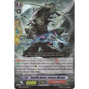BT05/013EN Stealth Beast, Leaves Mirage Double Rare (RR)