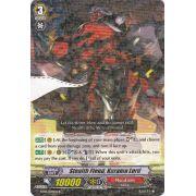 BT05/027EN Stealth Fiend, Kurama Lord Rare (R)