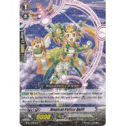 BT05/041EN Magical Police Quilt Rare (R)
