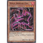 SP13-FR015 Ninja Armure Feu Commune