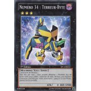 SP13-FR025 Numéro 34 : Terreur-Byte Starfoil Rare