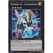 SP13-FR026 Numéro 10 : Illumiknight Starfoil Rare