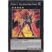 SP13-FR030 Numéro 12 : Ninja Armure Ombre Pourpre Starfoil Rare