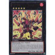 ZTIN-FR002 Numéro 61 : Volcasaure Ultra Rare