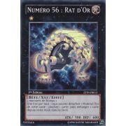 ZTIN-FR013 Numéro 56 : Rat d'Or Super Rare