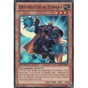 ZTIN-FR020 Destructeur Zubaba Super Rare