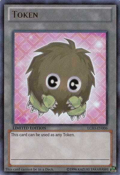 LC03-EN006 Token (Kuriboh) Ultra Rare