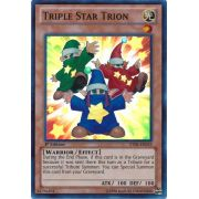 ZTIN-EN019 Triple Star Trion Super Rare