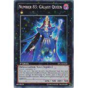 SP13-EN028 Number 83: Galaxy Queen Starfoil Rare
