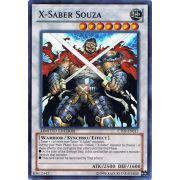 CT09-EN017 X-Saber Souza Super Rare