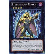CT09-EN021 Steelswarm Roach Super Rare