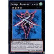 CBLZ-FRSE2 Ninja Armure Lames Super Rare