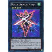 CBLZ-ENSE2 Blade Armor Ninja Super Rare
