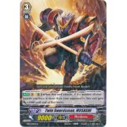EB01/010EN Twin Swordsman, MUSASHI Rare (R)