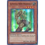 LCGX-EN034 Elemental HERO Woodsman Super Rare