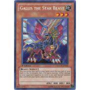 LCGX-EN041 Gallis the Star Beast Secret Rare