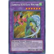 LCGX-EN045 Elemental HERO Flame Wingman Secret Rare
