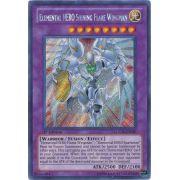 LCGX-EN050 Elemental HERO Shining Flare Wingman Secret Rare