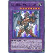 LCGX-EN070 Evil HERO Wild Cyclone Super Rare