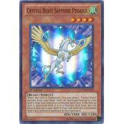 LCGX-EN161 Crystal Beast Sapphire Pegasus Super Rare