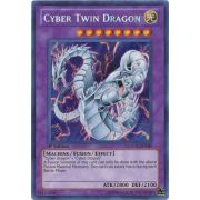 LCGX-EN180 Cyber Twin Dragon Secret Rare
