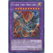 LCGX-EN182 Cyber End Dragon Secret Rare
