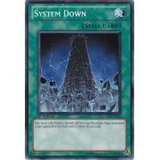 LCGX-EN213 System Down Commune
