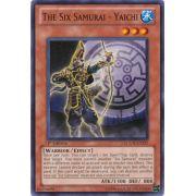 LCGX-EN227 The Six Samurai - Yaichi Commune