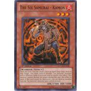 LCGX-EN228 The Six Samurai - Kamon Commune