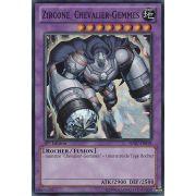 HA07-FR018 Zircone, Chevalier-Gemmes Super Rare