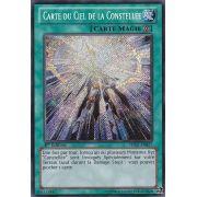 HA07-FR027 Carte du Ciel de la Constellée Secret Rare
