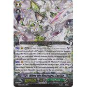 BT08/004EN White Lily Musketeer, Cecilia Triple Rare (RRR)