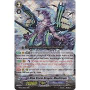 BT08/005EN Blue Storm Dragon, Maelstrom Triple Rare (RRR)