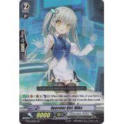 BT08/009EN Operator Girl, Mika Double Rare (RR)