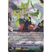 BT08/015EN Lily of the Valley Musketeer, Rebecca Double Rare (RR)