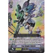 BT08/018EN Tear Knight, Valeria Double Rare (RR)