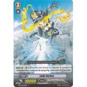 BT08/022EN Lady Justice Rare (R)