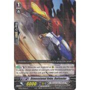BT08/025EN Dimensional Robo, Dailander Rare (R)