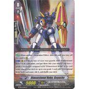 BT08/026EN Dimensional Robo, Goyusha Rare (R)