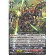 BT08/030EN Military Dragon, Raptor Captain Rare (R)