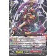 BT08/040EN Thunder Spear Wielding Exorcist Knight Rare (R)
